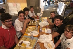 Cena alla Sagra