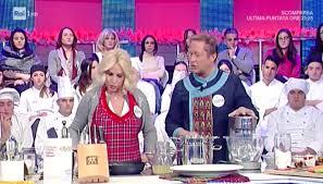 Daniele Persegani e Antonella Clerici